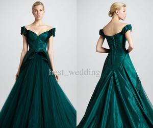 ballgown, classic, and dress image
