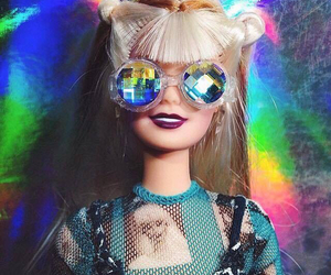 barbie, grunge, and cool image