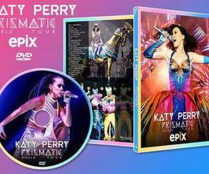katy perry prismatic dvd image