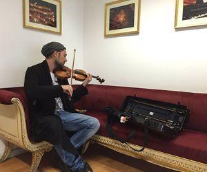 music, davidgarrett, and violin talented image