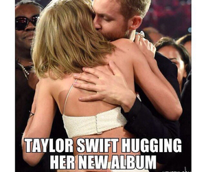 calvin harris and i love tay but lmao ! image