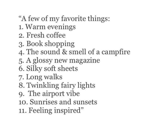 favorite things, favorites, and i love image