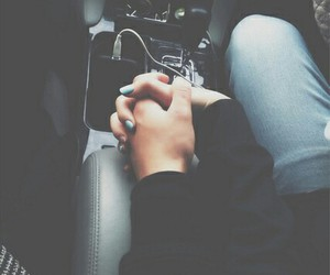car, casal, and couple image