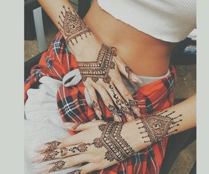 henna and tatoos image