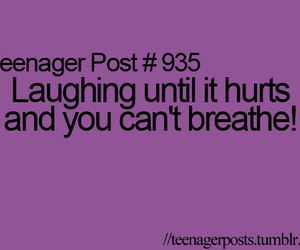 quote, teenager post, and laugh image