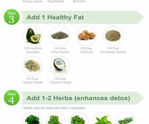 salad and detox image