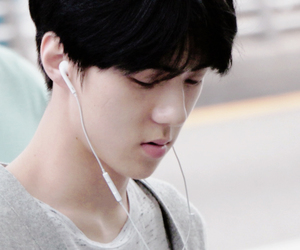 asian, exo, and kpop image