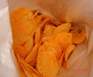 chips, food, and ruffles image