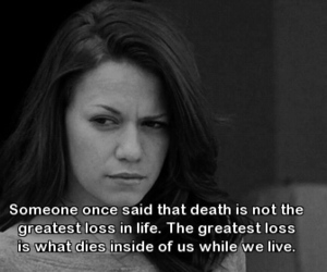 quotes, death, and life image