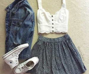 converse, cute, and fashion image