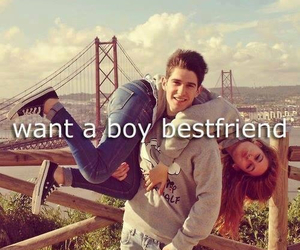 boy, bestfriend, and friends image