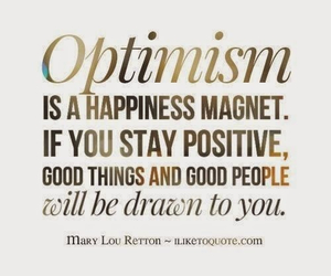 optimism, quotes, and happiness image