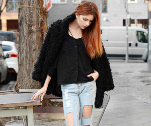 berlin, black, and jeans image
