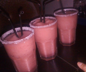 drink, pink, and drinks image