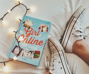 zoella, book, and girl online image
