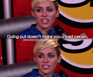books, miley cyrus, and quote image