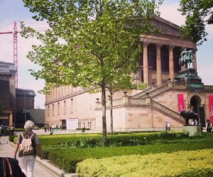 berlin, germany, and museum image