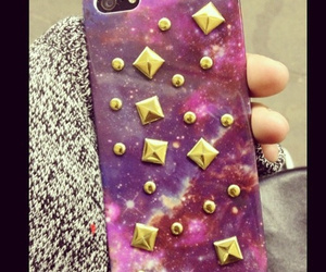 galaxy, phonecase, and OMG image