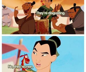 mulan and disney image