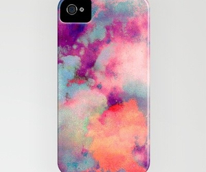 <3, galaxy, and phonecase image