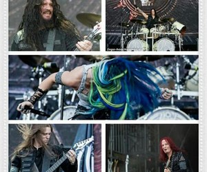 metal, arch enemy, and alissa white gluz image