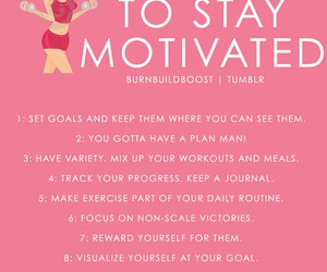 motivation and workout image