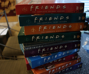 friends, f.r.i.e.n.d.s, and dvd image