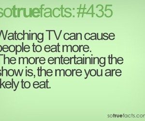 eat, watch, and entertaining image