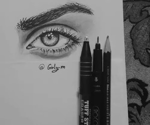 drawing and beautiful image