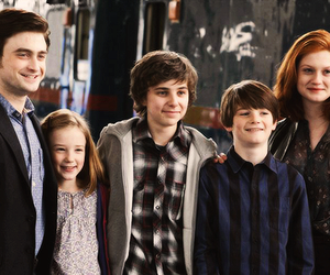 harry potter, ginny weasley, and family image