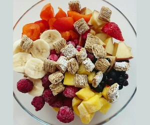 fit, food, and FRUiTS image