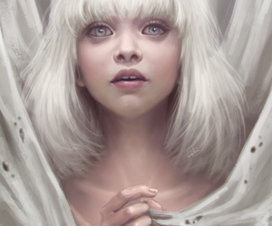 chandelier, Sia, and maddie ziegler image