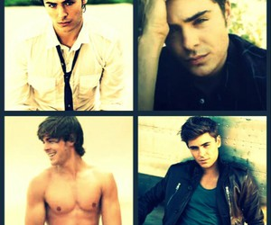 Collage, Hot, and zac efron image
