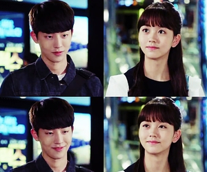 who are you school 2015, kdrama, and cute image