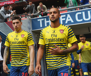Arsenal, theo walcott, and afc image