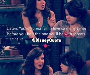love, selena gomez, and wizards of waverly place image