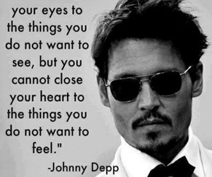 johnny depp, quotes, and favorite actor image