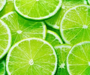 green, lime, and fruit image