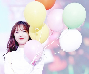 balloons, sujeong, and cute image