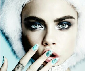 cara, perfect, and model image