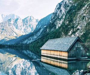 house, germany, and lake image