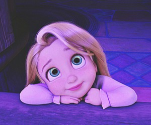 baby, cuteness, and rapunzel image