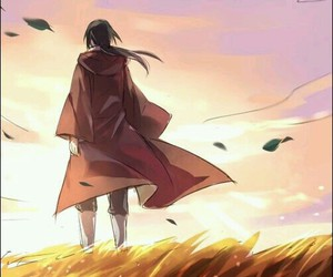 itachi, uchiha, and anime image