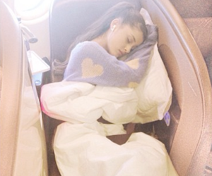 ariana grande, sleep, and ariana image