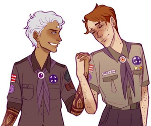 cecil, earl, and welcome to night vale image