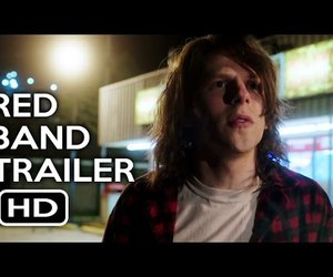 comedy, movie, and trailer image