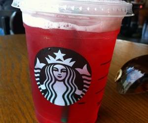 starbucks, refrescos, and refreshers image