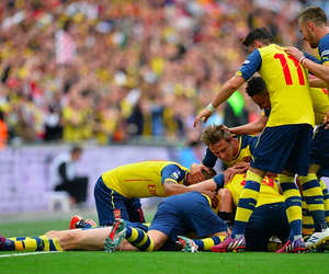 Arsenal, afc, and fa cup image