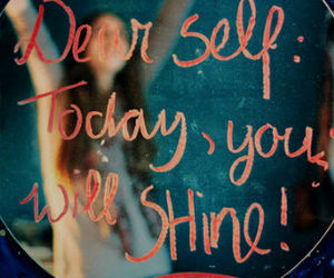 shine, quotes, and text image
