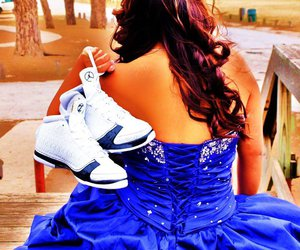 jordans, quince pik, and gayy. image